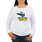 Minnesota Loon Women's Long Sleeve T-Shirt