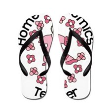 Home Economics Teacher Flip Flops