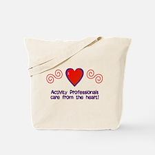 Activity Professionals Tote Bag