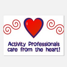 Activity Professionals Postcards (Package of 8)