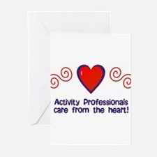 Activity Professionals Greeting Cards (Pk of 10)