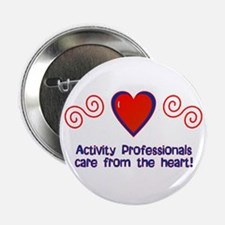 "Activity Professionals 2.25"" Button"