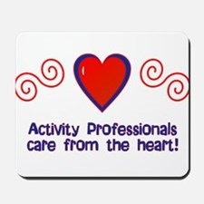 Activity Professionals Mousepad