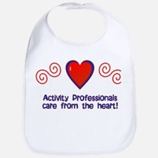 Activity Professionals Bib