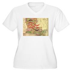 Flat Louisiana T-Shirt