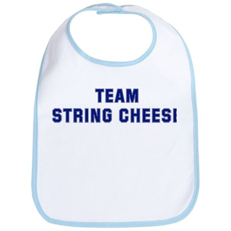 Team STRING CHEESE Bib