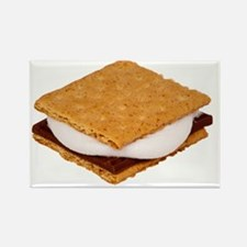 smore Rectangle Magnet