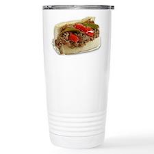 Italian Beef Sandwich f Travel Mug