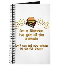 I'm a Librarian Journal