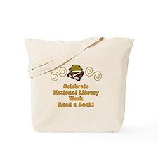 National Library Week Tote Bag