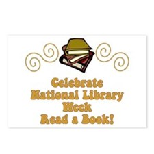 National Library Week Postcards (Package of 8)