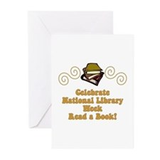 National Library Week Greeting Cards (Pk of 10)