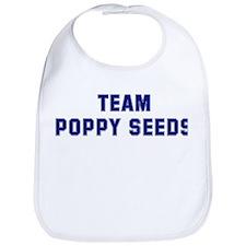 Team POPPY SEEDS Bib