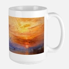 Fighting Temeraire Wraparound Large Mug