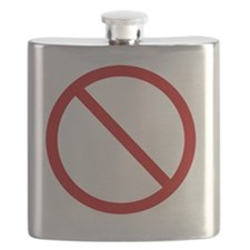 No Drama Flask