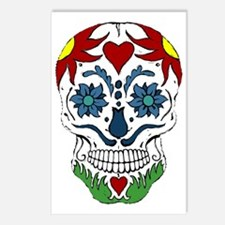 Muertos Skull Postcards (Package of 8)