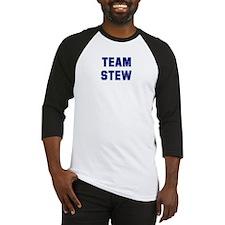 Team STEW Baseball Jersey