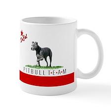 SoCal Pitbull TEAM logo Mug