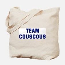 Team COUSCOUS Tote Bag