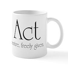 Riot Act Mug