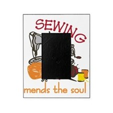 Sewing Mends The Soul Picture Frame