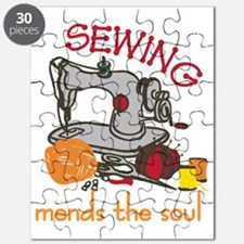 Sewing Mends The Soul Puzzle