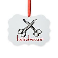 Hairdresser Ornament