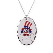 CRYING CLOWN - NO THIRD TERM B Necklace