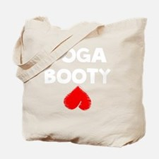Yoga Booty Tote Bag