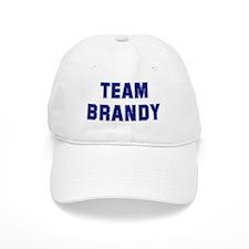 Team BRANDY Baseball Cap