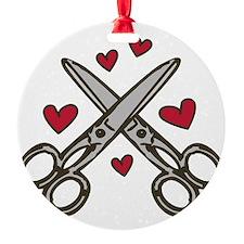 Hairdresser Love Ornament