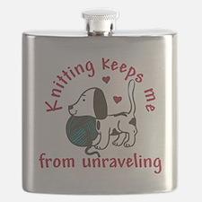 Knitting Flask