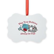 Bobbins Ornament