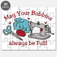 Bobbins Puzzle