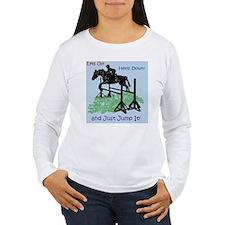 Fun Hunter/Jumper Eque T-Shirt