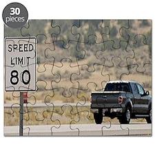 Utah Freeway Puzzle