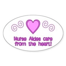 Scott Designs Oval Decal