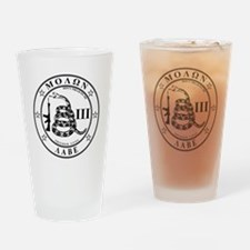 Come and Take It (Whitestar) Drinking Glass