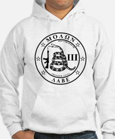 Come and Take It (Whitestar) Hoodie