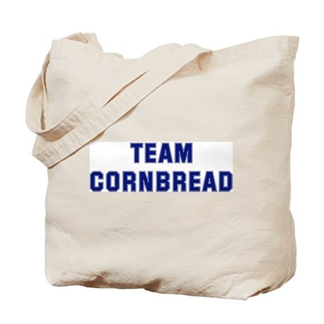 Team CORNBREAD Tote Bag