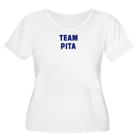 Team PITA Women's Plus Size Scoop Neck T-Shirt