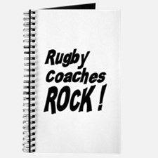 Rugby Coaches Rock ! Journal