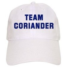Team CORIANDER Baseball Cap