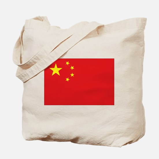 China National flag Tote Bag