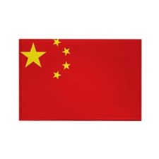 China National flag Rectangle Magnet