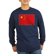 China National flag T