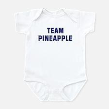 Team PINEAPPLE Infant Bodysuit