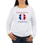 Courtin Family Women's Long Sleeve T-Shirt