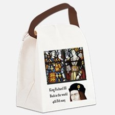 King Richard III Canvas Lunch Bag