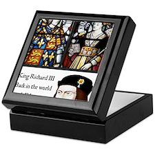 King Richard III Keepsake Box